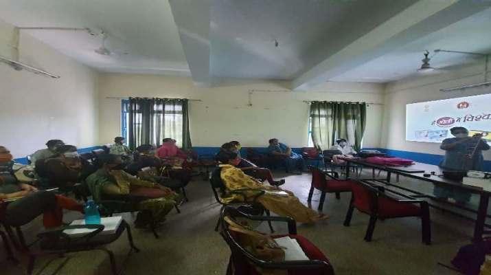 हिमालयन विश्वविद्यालय (एसआरएचयू) में बाल स्वास्थ्य व परिवार नियोजन जागरुकता सेमिनार किया गया आयोजित 1