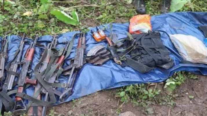 6 NSCN-IM terrorists have been killed in a joint ops by 6 Assam Rifle and Arunachal Pradesh Police 1