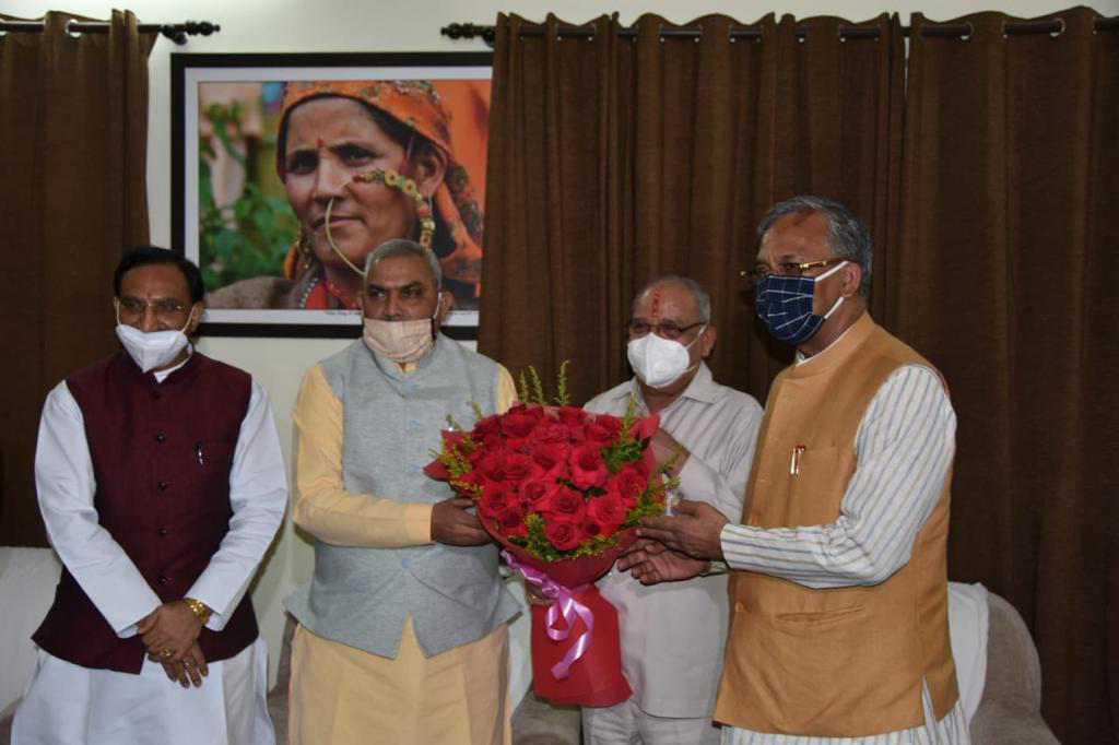 भाजपा कोर कमेटी की बैठक, लिए गए कई अहम निर्णय 2