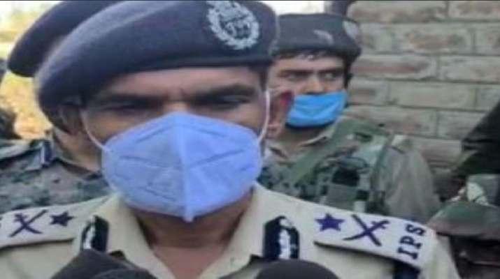 Jammu & Kashmir: Lashkar men behind Pampore attack, attackers identified: IGP Kashmir 1