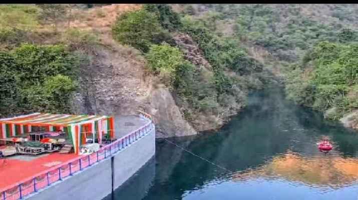 डोईवाला स्थित सूर्यधार झील का आज मुख्यमंत्री त्रिवेंद्र सिंह रावत करेंगे लोकार्पण 1