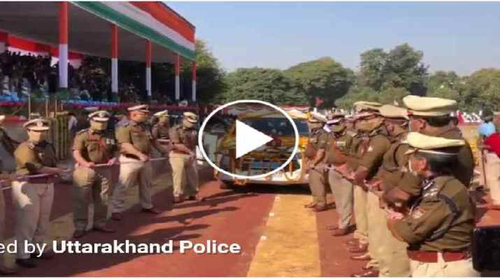 डीजीपी उत्तराखंड पुलिस अनिल के रतूड़ी हुए सेवानिवृत्ति, पुलिस विभाग द्वारा दी गई भव्य विदाई, डीजी अशोक कुमार होंगे नए डीजीपी 1