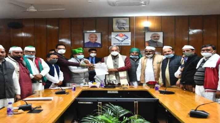 मुख्यमंत्री से भारतीय किसान यूनियन के प्रतिनिधि मण्डल ने की भेंट, दिए किसानों की समस्याओं के समाधान के निर्देश 1