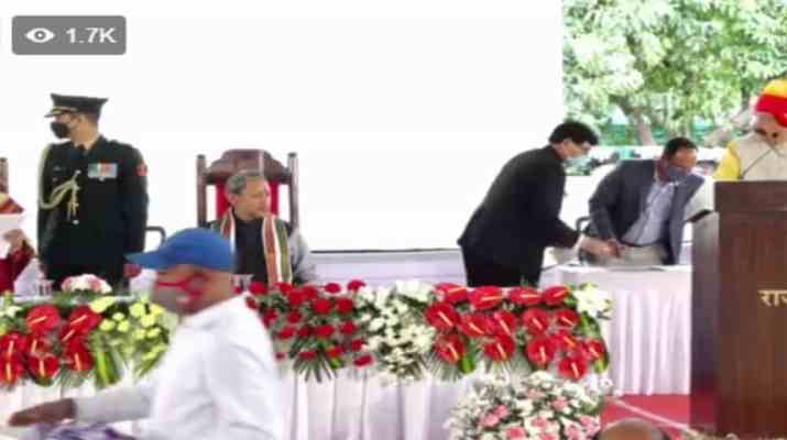 Live: मुख्यमंत्री तीर्थ सिंह रावत के टीम 11 मंत्रियों का शपथ समारोह, इन मंत्रियों ने ली शपथ 1