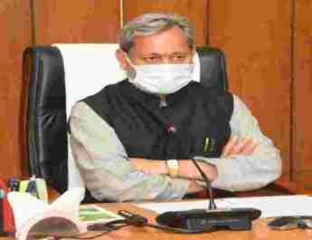 त्योहारों के मद्देनजर मुख्यमंत्री तीरथ सिंह रावत ने रात्रि कर्फ्यू की अवधि में किए कुछ बदलाव