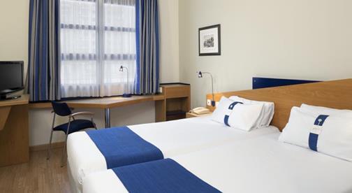 Express By Holiday Inn. Ciudad de las Ciencias