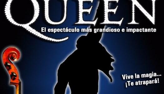 Concierto de la Symphonic Rhapsody of Queen en Valencia
