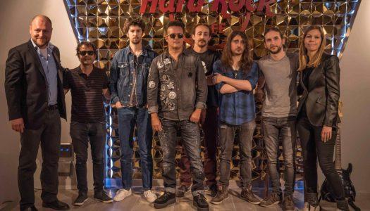 Hard Rock Cafe exhibe su nuevo local en Valencia