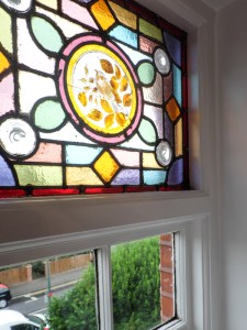 Original stained glass windows | Hello Victoria