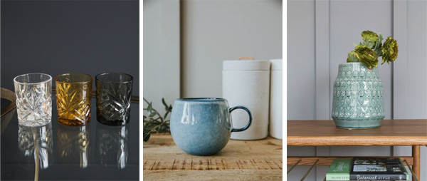 Rose and Grey houseware | Hello Victoria