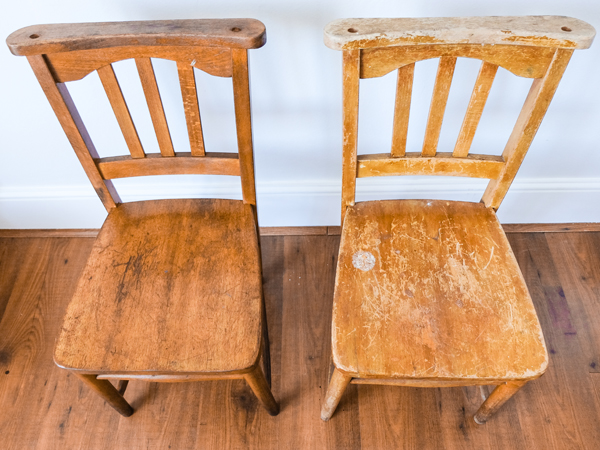 Refinishing furniture with Danish oil | Hello Victoria