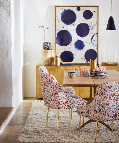 Artfully Walls collaboration with Anthropologie | Hello Victoria