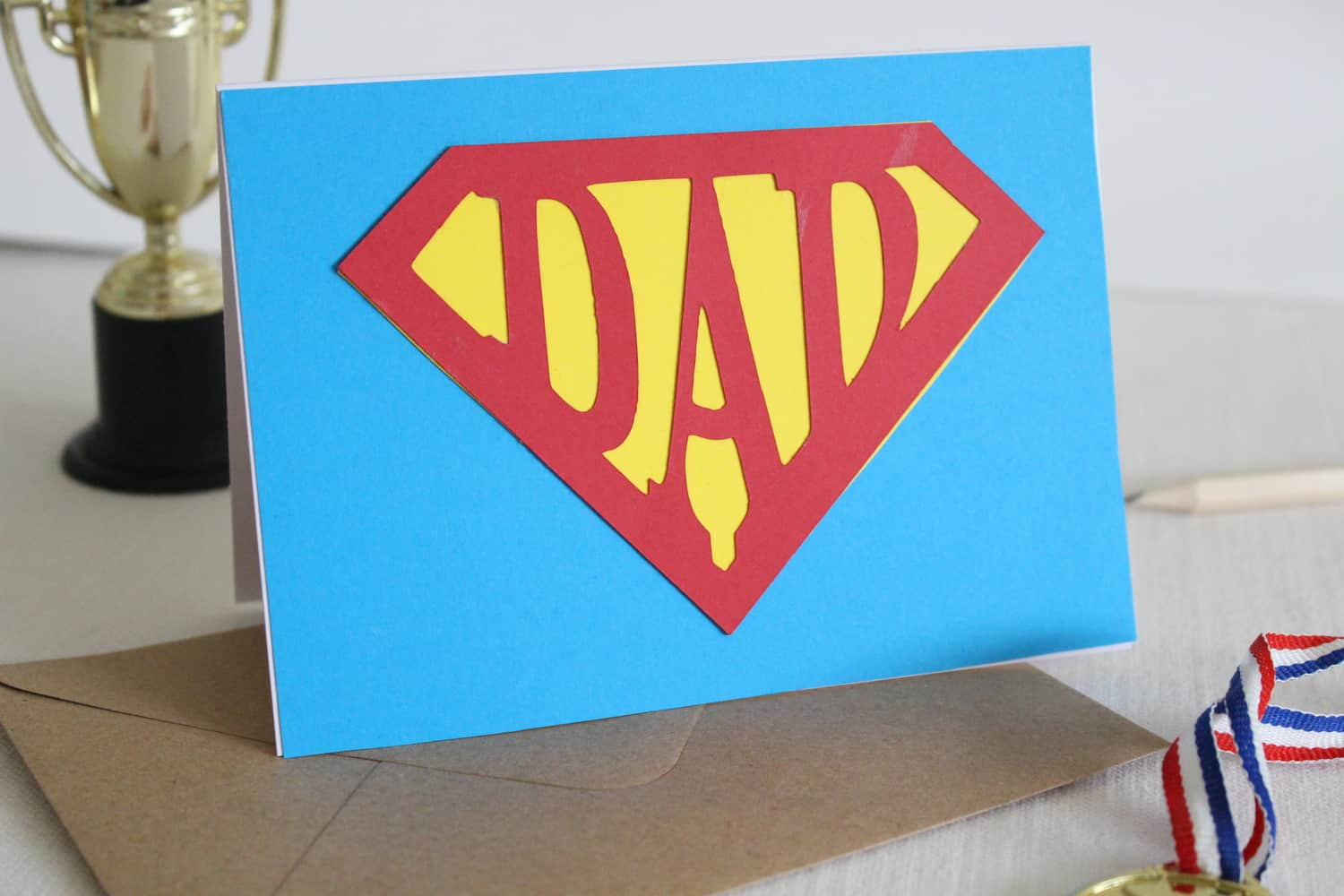 12 Irresistibly Cute Father S Day Cards Kids Can Make