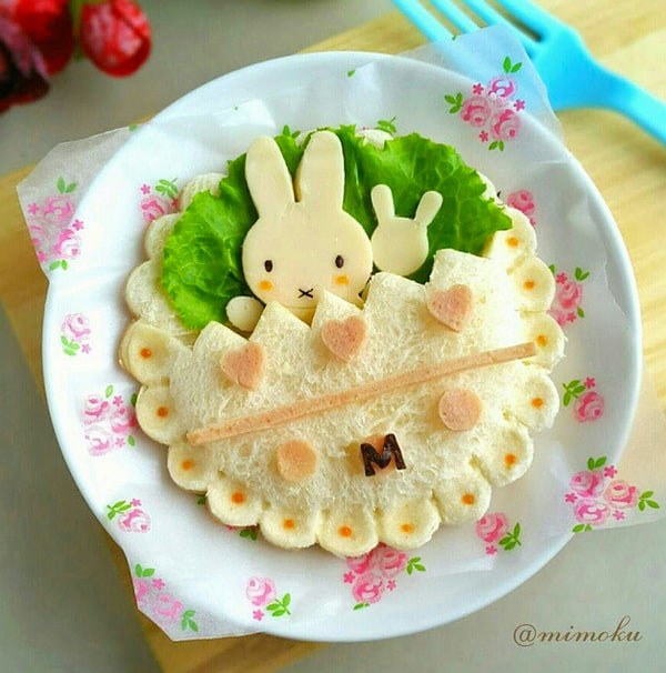 12 CUTE AND EASY EASTER LUNCH IDEAS