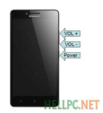 How To Downgrade Lenovo A6000/Plus From Lollipop To KitKat