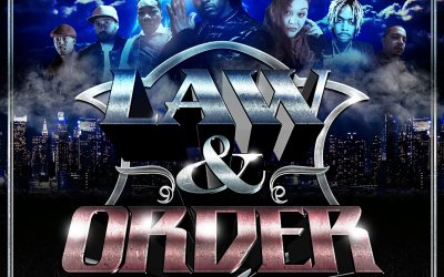 #New Hell Razah & Dj Kenni Starr Law & Order