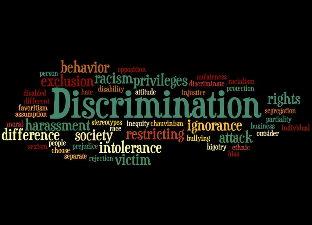 Race discrimination, harassment, retaliation.