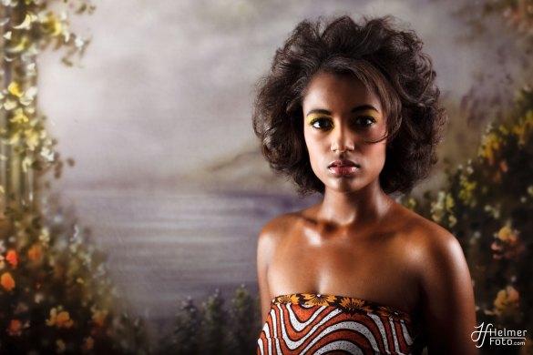 Model: Iman Kerigo