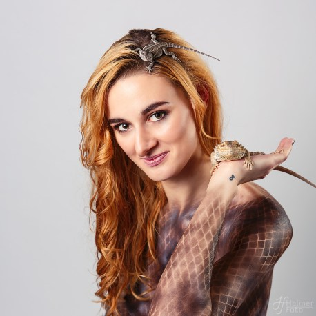 Model: Mia Natali Ravn