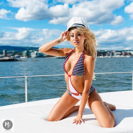 Model: Melanie Angela Winther