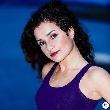 Model: Artist Dijana Najar