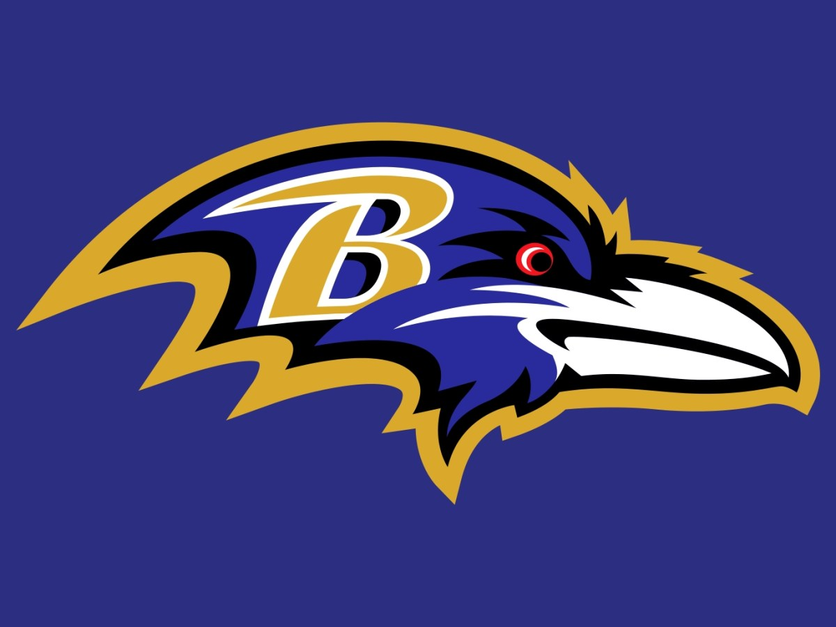 The Daily Helmet The Baltimore Ravens Logo Nike Logos And To B Or Not To B