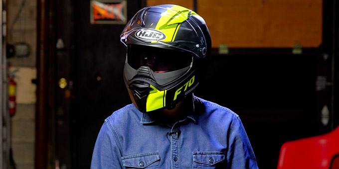 Should I Replace My Motorcycle Helmet After a Crash