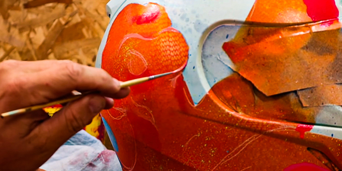 Why Paint Your Motorcycle Helmet