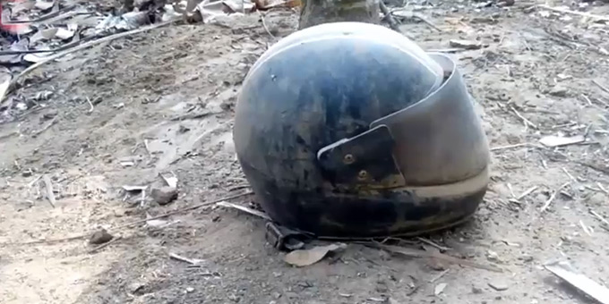 What Do You Do With Old Crash Helmets FI