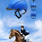 Western Horse Riding Helmets Cost Effective With Fashion Design Au H05