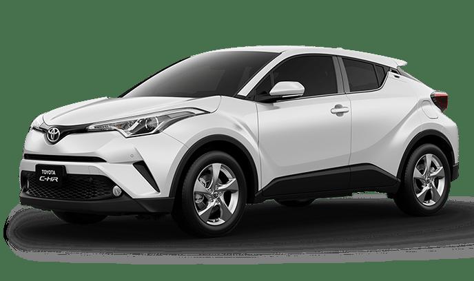 Gebrakan Baru Toyota, Lahirnya Toyota CHR Dengan Desain yang Unik