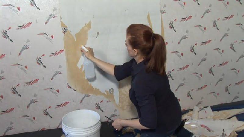 Cara Praktis Mengelupas Wallpaper Dari Dinding Ruangan