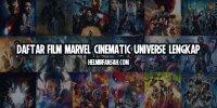 daftar film marvel