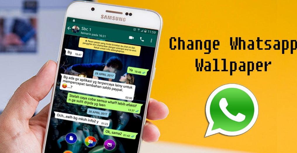 Ingin Mengubah Tema Whatsapp Begini Langkahnya