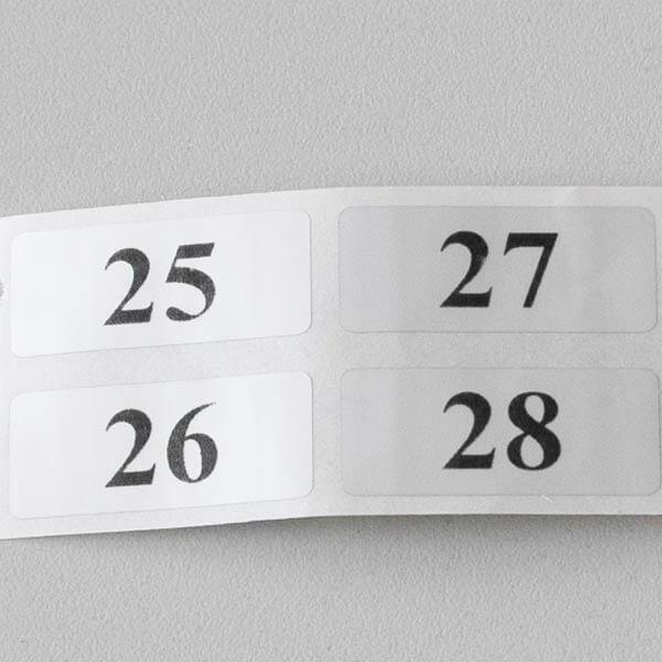 Locker Numbers Engraved Locker Numbers Number Discs