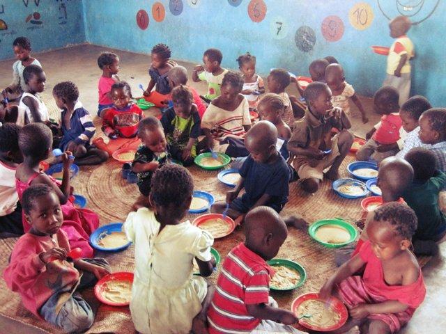 Image result for Kids Corner Kindergarten in Malawi