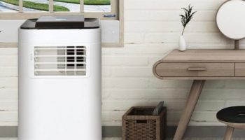 Costway Compact Portable Air Conditioner
