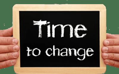 Crisi: opportunità di cambiamento.