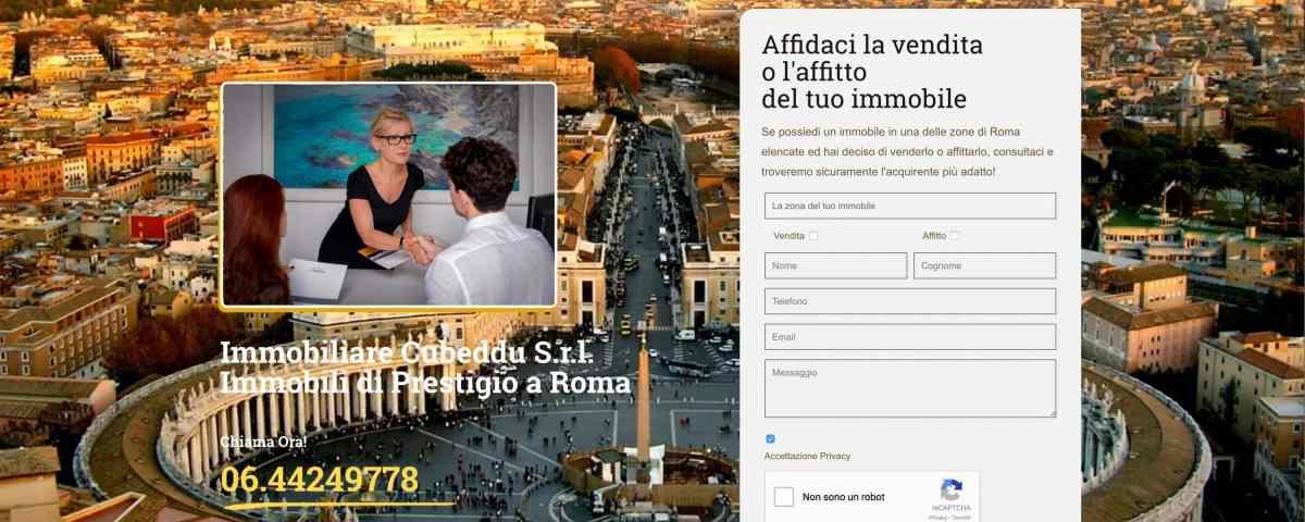 Immobiliare Cubeddu Agenzia Immobiliare Roma