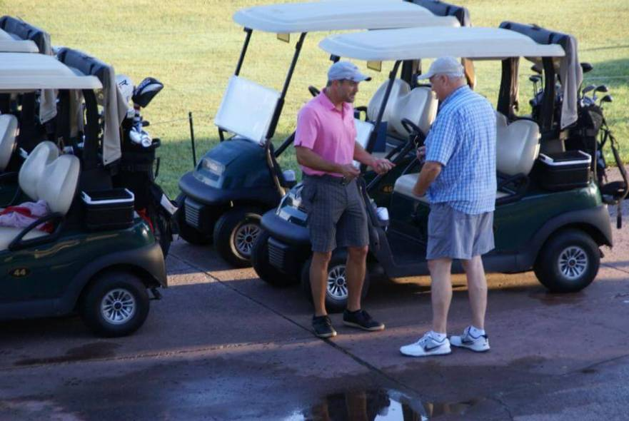 Golf for RA 2016 - Charity Golf Tournament