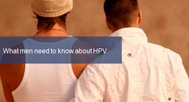 Men and HPV