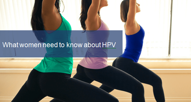 Women and HPV