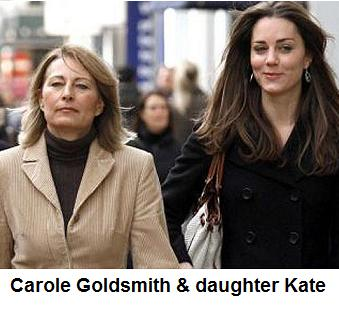 the great kate middleton scam she william and prince george are jewess kate middleton her jewish mother