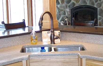 corner kitchen sinks review the