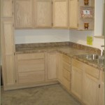 Unfinished Oak Kitchen Cabinets The Kitchen Blog