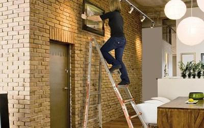Choosing ladders:  think twice, buy once