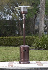 Freestanding Propane Patio Heater