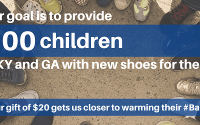 Whether in school or virtual learning, these kids need new shoes
