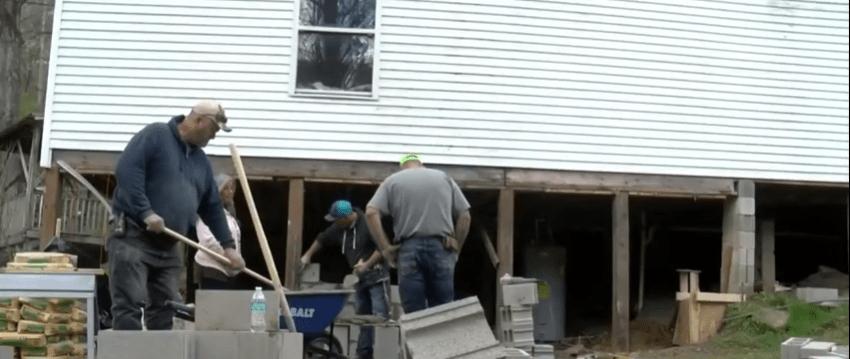Repairing Homes in rural America