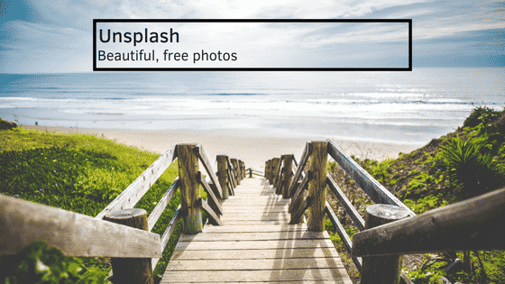 Unsplash free photos to use